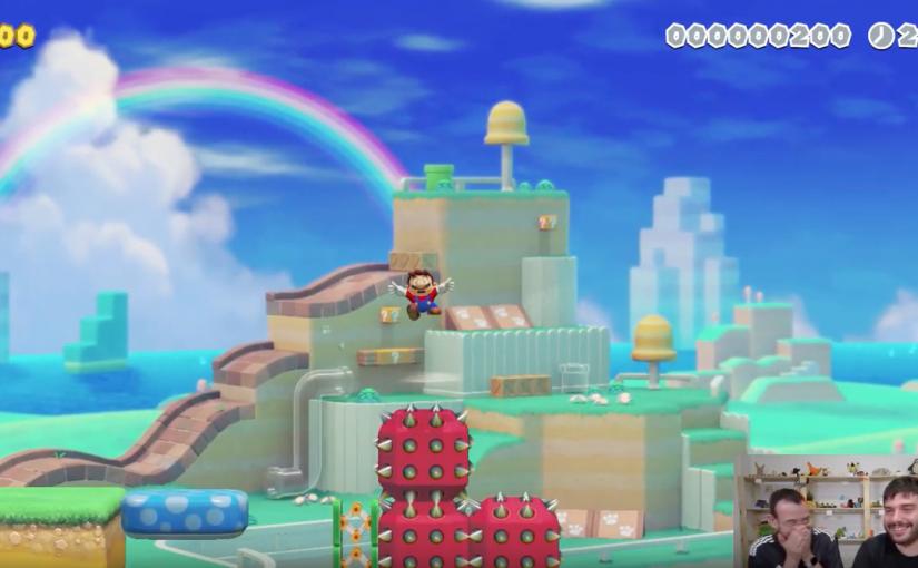 Directo 39 – Jugando a Super Mario Maker 2